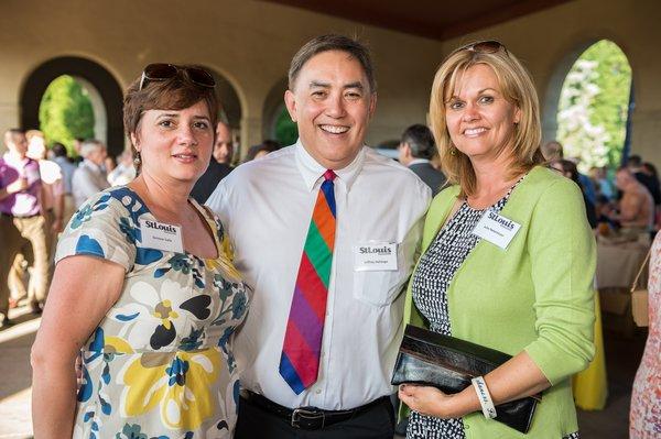 Simone Valle, Dr. Jeffrey Hallazgo, Julie Netemeyer