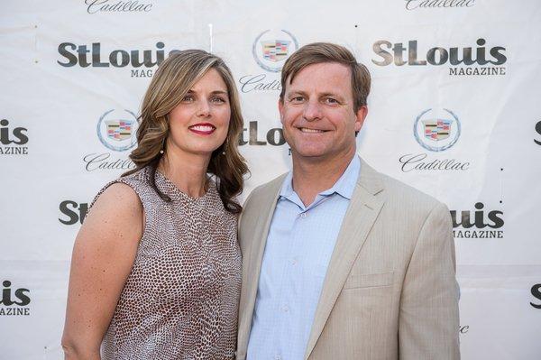 Dr. Matthew & Jill Powell