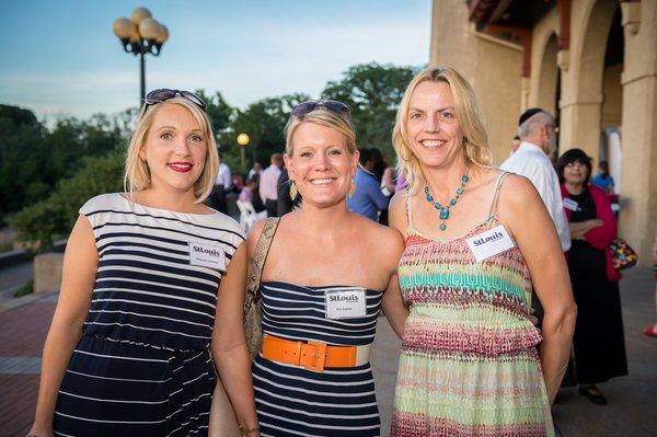 Amanda Lovelace, Erin Eveker, Liz Schaefer