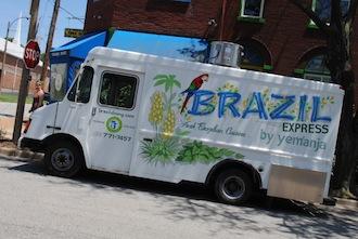 Brazil Express Food Truck