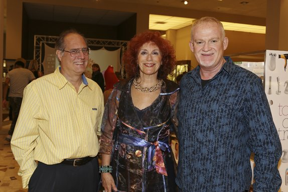 Brian Masek, Fern Rosen, Brent Knowles