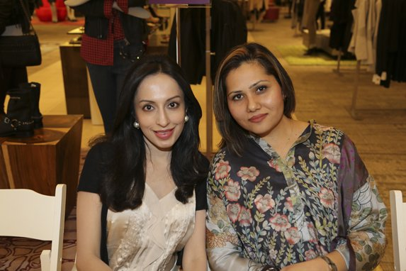 Shaista Siddiqui, Romila Aslam
