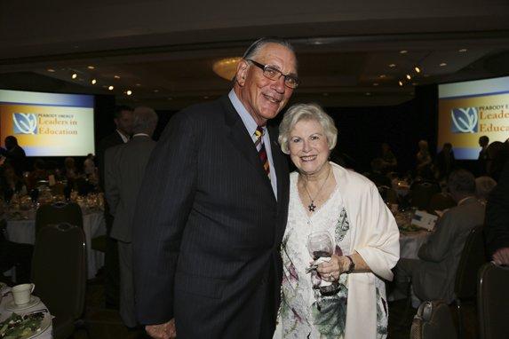 Dennis and Monica Golden