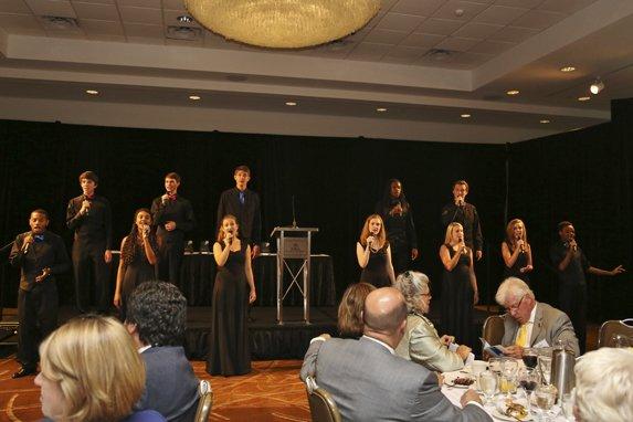 Allegro, The COCA Student Vocal Ensemble