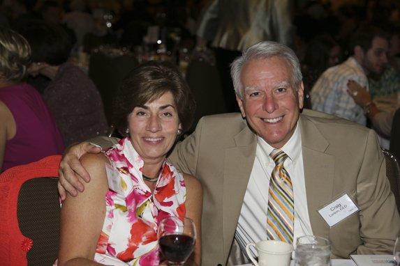 Sue Ellen and Craig Larson