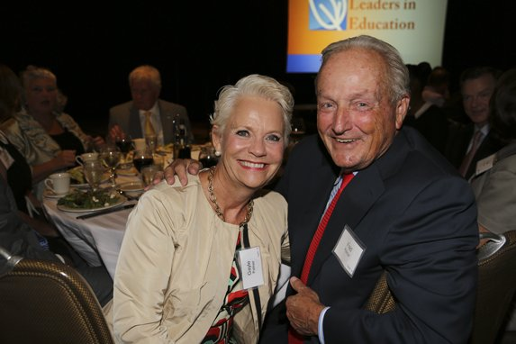 Gayle and Fred Palmer
