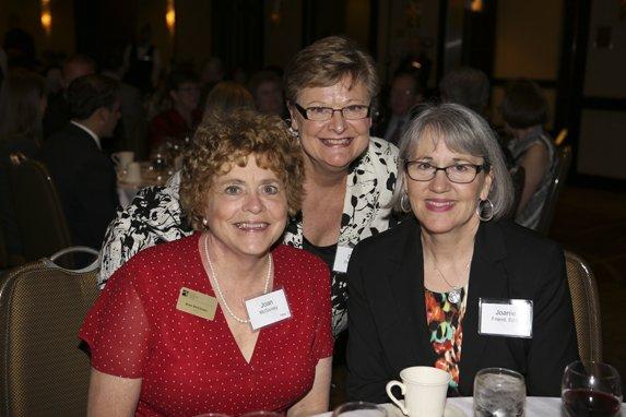 Joan McGivney, Joanie Friend, Donna Dare