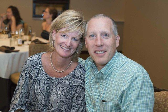 Scott and Katie Saunders