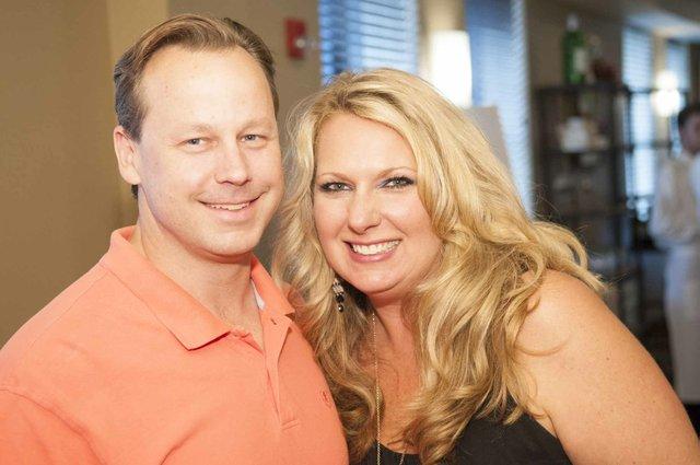 Jonathan Morgan, Stephanie Hug