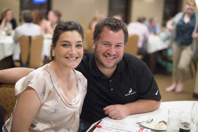 Amy and Ryan Olsen