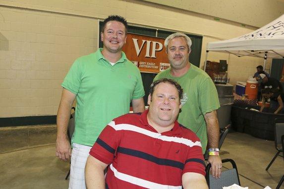 Rodney Matheson, Ray Tohill, Jeff Wellman