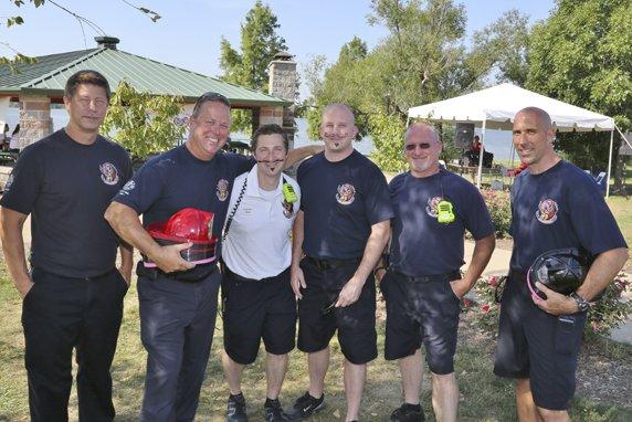Kevin Heberlie, Kevin Morgan, Robert Daus, Dave Schurwan, Bob Young, Chris Kirchhofer