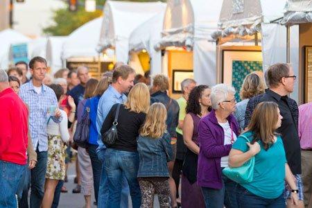 September 6, 7 & 8: Saint Louis Art Fair