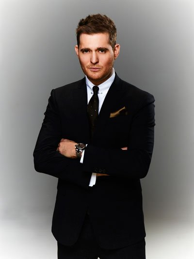 September 14: Michael Bublé