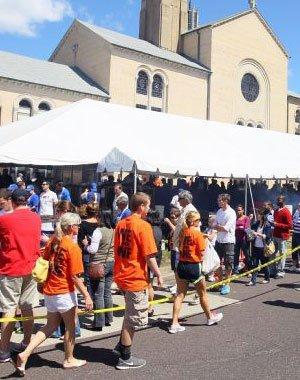 August 31 through September 2: St. Louis Greek Festival