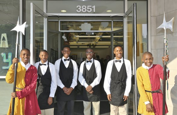 Loyola Academy S Chef S Feast For A Knight September 8
