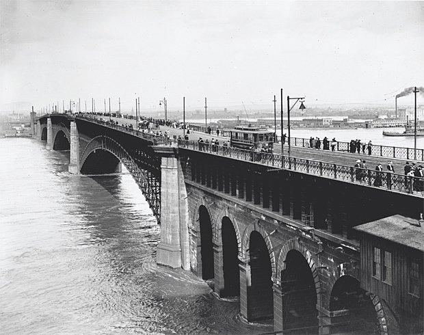 Like A Bridge Over Muddy Water St Louis Magazine