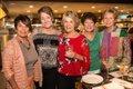 Patti DeRoode, Charlotte Rurke, Jackie Volz, Tammy Chastain, Linda Provow