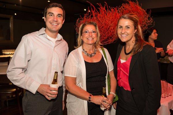 Aaron & Lisa Urlich, Katelyn Hindsley