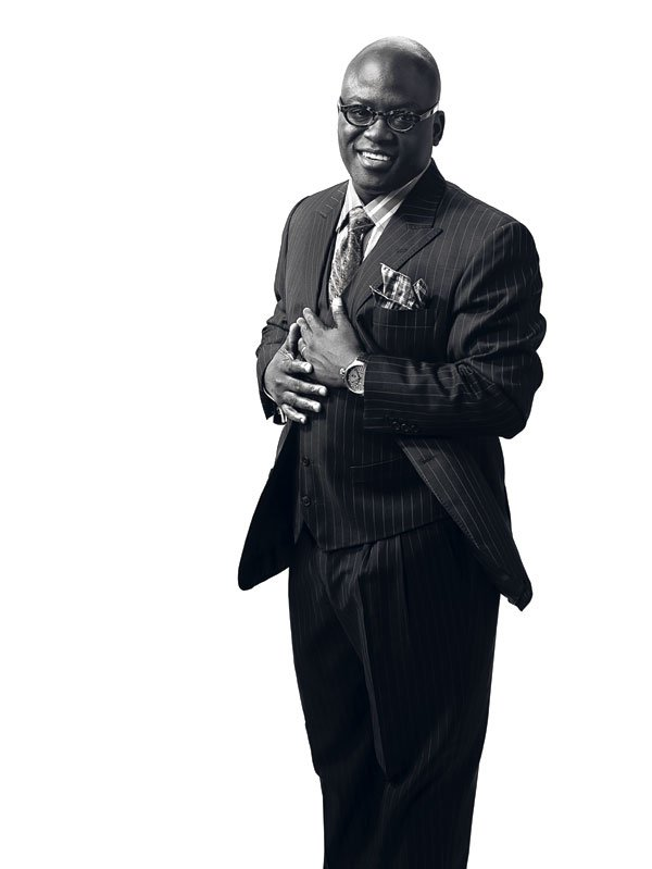 Class of 2008: Benjamin Akande