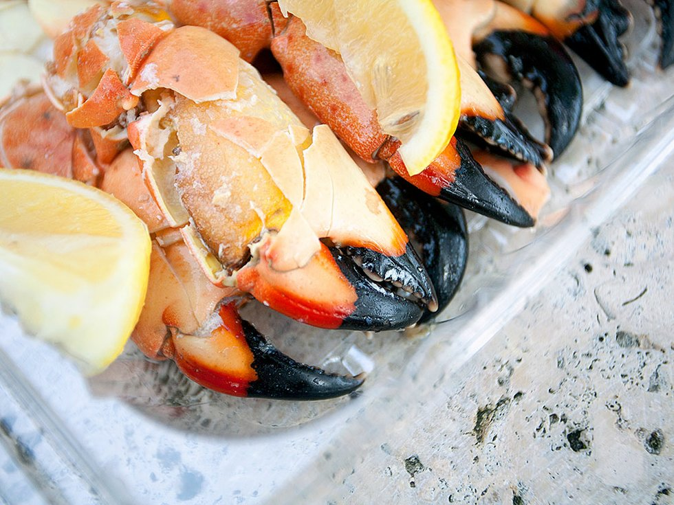 Like a Bow Tie, Only A Lot More Delicious: Florida Stone Crab Festival ...: https://www.stlmag.com/dining/Like-a-Bow-Tie-Only-A-Lot-More...