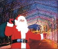 Santa's Magical Kingdom at Jellystone Park