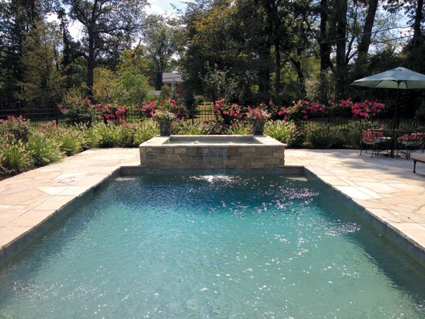 Residential Swimming Pool/Spa or Water Feature