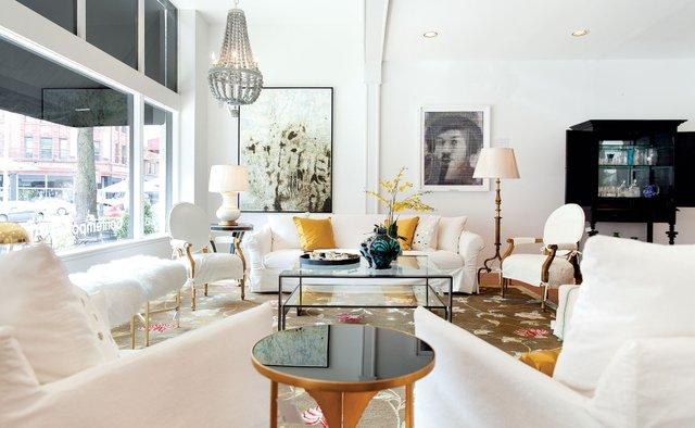shopping spots: arlene lilie interior design & sohaila - st. louis