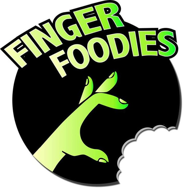 Logo for Finger Foodies food truck