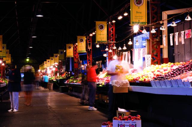 Souldard Market, St. Louis