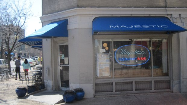 Memory Lane: The Majestic Restaurant & Bar