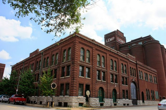 Historic Lemp Brewery