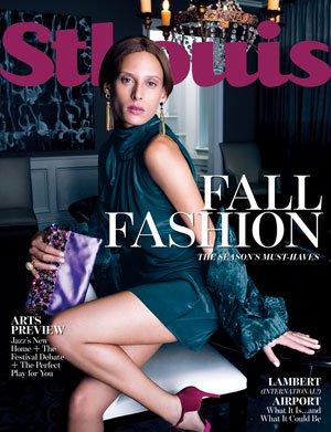 SLM September 2014 Cover