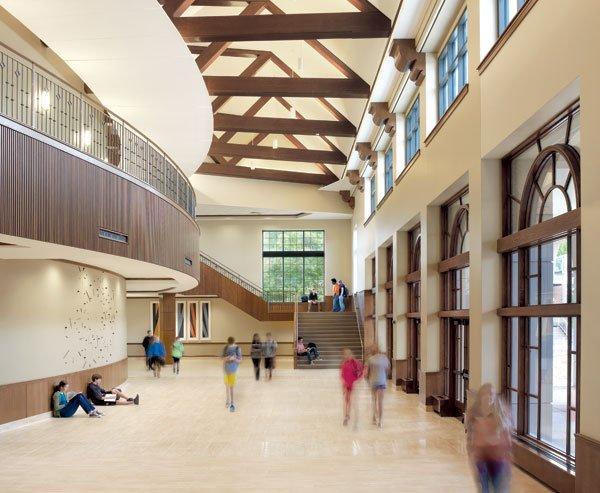 First View John Burroughs School