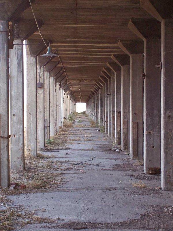 Naffziger Mule Pens Nantional Stockyards Detail.jpg