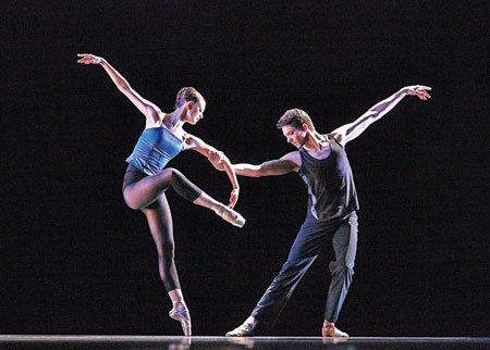 October 10 & 11: New Dance Horizons III