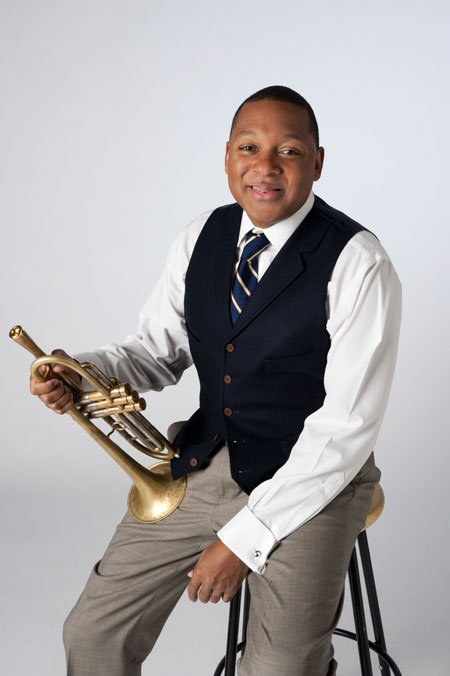 October 3 & 8 through 11: Wynton Marsalis and the Jazz at Lincoln Center Orchestra
