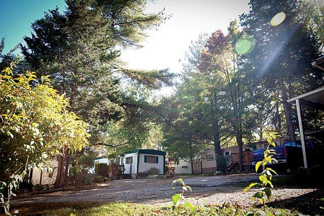 Frontenac trailer park