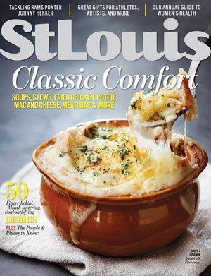 SLM December 2014 Cover