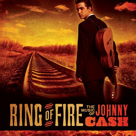 December 3 through 28: Ring of Fire: The Music of Johnny Cash