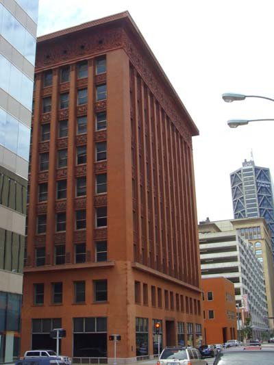 the legacy of louis sullivan  part two  the wainwright