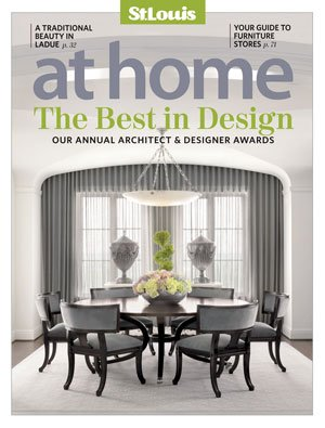 St. Louis AT HOME Spring 2015 Cover
