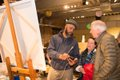 Wall Ball 2015 presented by Artscope at Third Degree Glass Factory in St. Louis, MO on Feb 21, 2015.