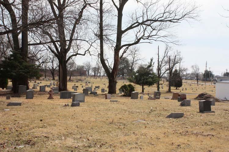 Saint Louis School >> Saving St. Louis' Historic African-American Cemeteries