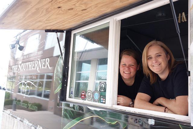 Southerner Food Truck Stl