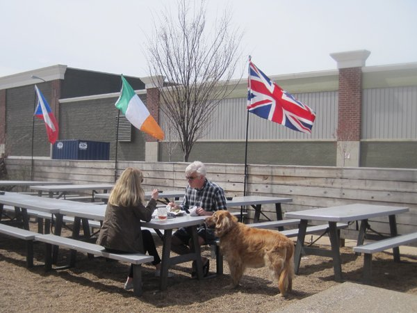 SLM diners on patio w dog.jpg