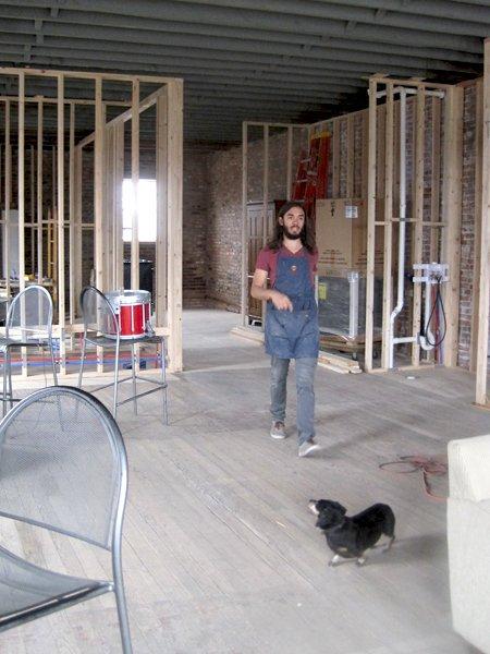 St Louis Artist Spotlight Furniture Maker David Moore
