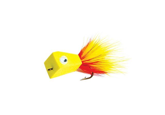 Holschlag's Blockhead Popper Fly