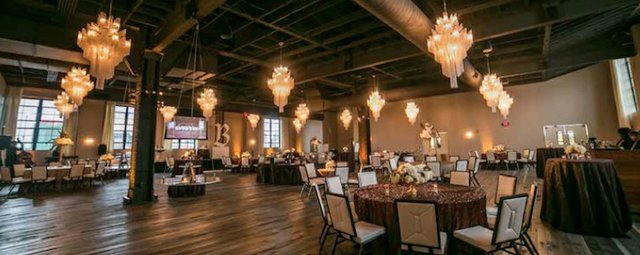 Under The Radar Wedding Reception Venues The Caramel Room At