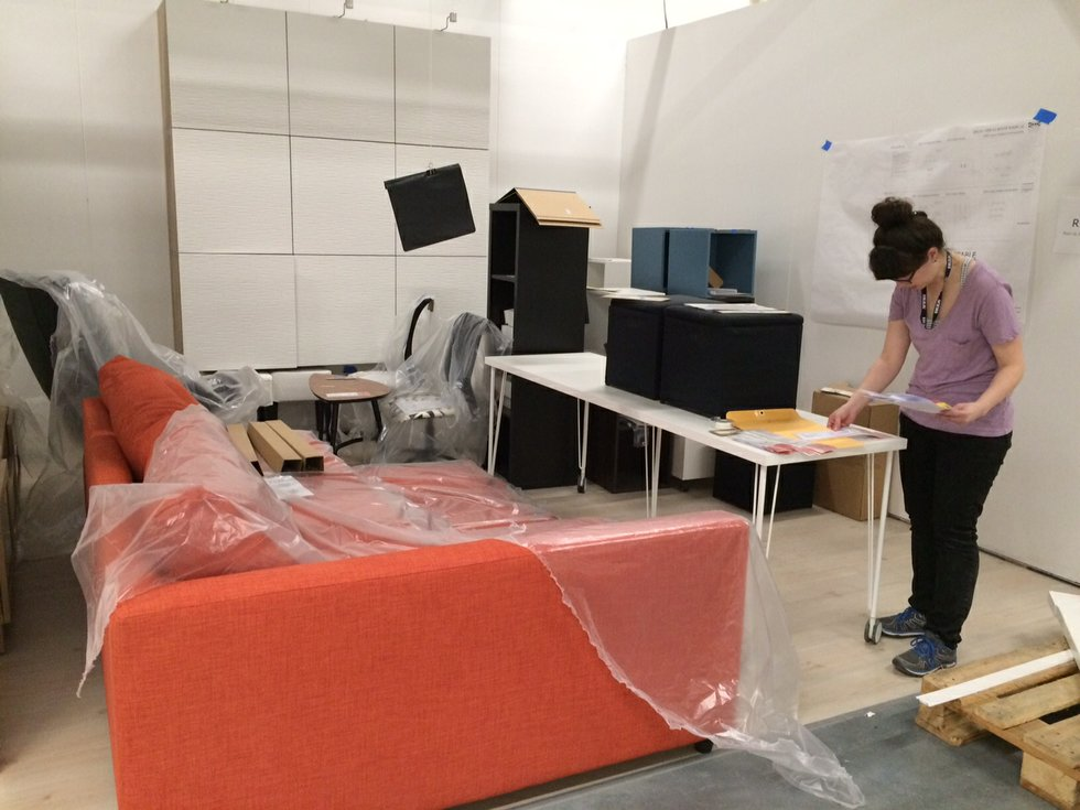 10 things we learned on a behind the scenes tour of st louis ikea photos. Black Bedroom Furniture Sets. Home Design Ideas